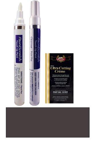 2003 Amg Hummer H1 Black Diamond Metallic B30 Touch Up Paint Pen Kit - Original Factory Oem Automotive Paint - Color Match Guaranteed