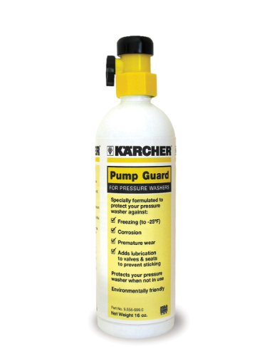 Karcher 9.558-998.0 Gas And Electric Pressure Washer'S Pump Guard (16Oz)