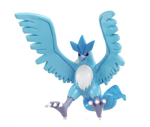 "POKEMON MONSTER COLLECTION 1.5"" FIGURE MC-37 ARTICUNO (japan import) - 1"