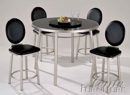 Dining Table: Countertop Height Dining Table Sets