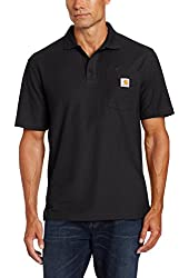 Carhartt Men's Contractors Work Pocket Polo Original Fit