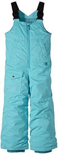 Burton Cyclops - Pantaloni da snowboard da ragazzo, con bretelle, Blu (Sulley Blue), 05/06/2014
