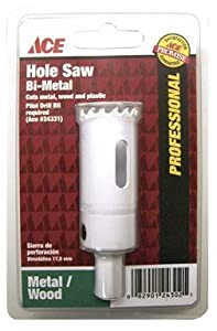 Cd/1: Ace Bi-Metal Variable Pitch Hole Saw (24303A)