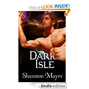 Dark Isle (Celtic Legacy Book 2)