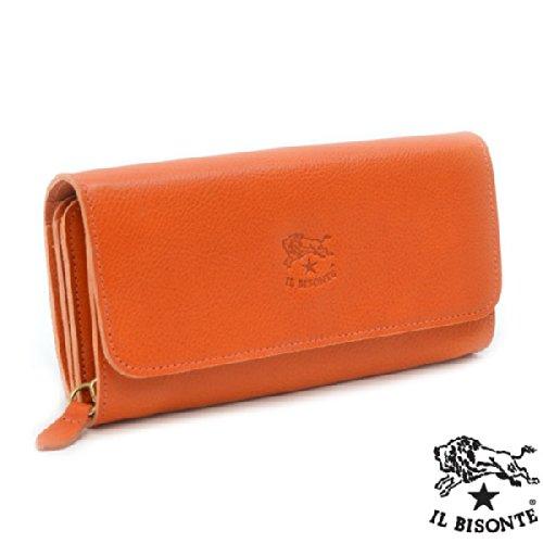 [イルビゾンテ]IL BISONTE 長財布【C0856P】166【本革】【並行輸入品】