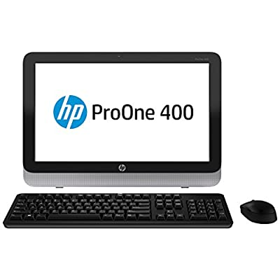 HP Desktop 400 G1 All-in-One Touch PC 21.5 Inch/ Intel Core i3-4160T/ Window 8.1 Pro/500 GB HDD/ 3.1 GHz/ 3 Years...