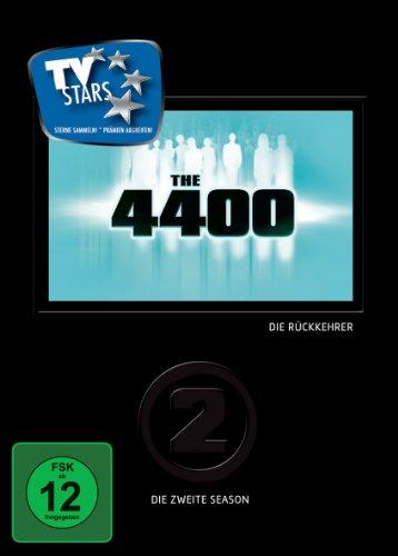 4400 - Die Rückkehrer - Die komplette zweite Season (4 DVDs)