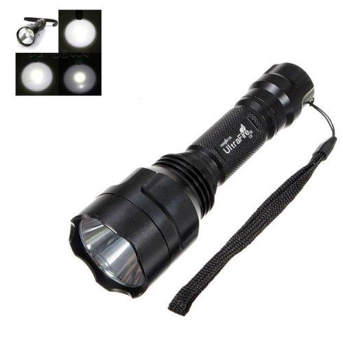 Ultrafire C8 Cree T6 5 Modes 1300Lm Led Flashlight