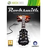 [Import Anglais]Rocksmith Game (with Real Tone Cable) XBOX 360