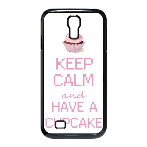 Generic In Pink And White Cupcake Design Phone Cases For Samsung Galaxy S4 I9500 Case Durable Hard Plastic Case