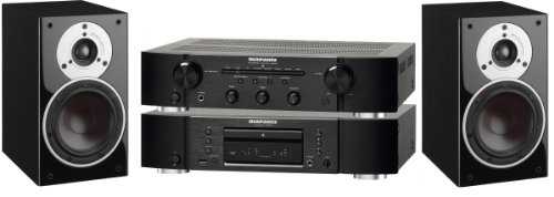 Review and Buying Guide of Buying Guide of Marantz CD6005 + PM6005 Black + Dali Zensor 1 Black (R)