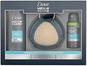 Dove Men + Care Total Care Shower Tool