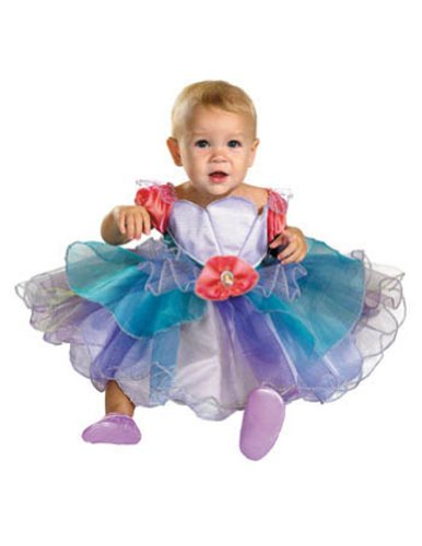 Baby-Toddler-Costume Ariel Toddler Costume 12-18 Months Halloween Costume