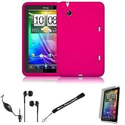 Ebigvalue Tablet Case - Transparent