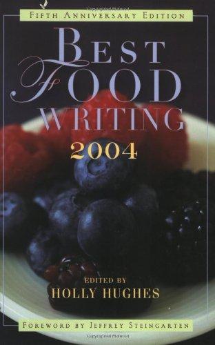 Best Food Writing 2004