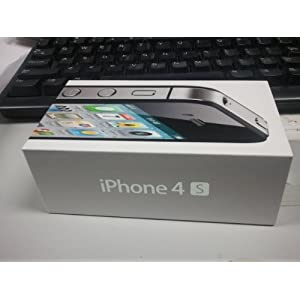 Apple iPhone 4S with 16GB Memory Mobile Phone – Black (Sprint)