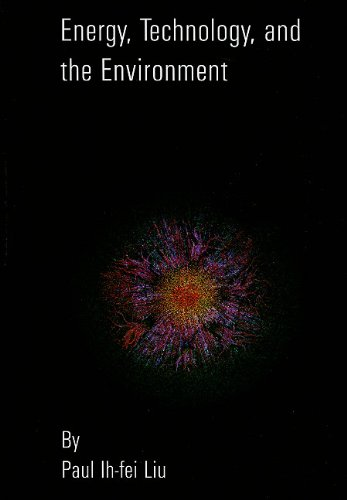Energy, Technology, And The Environment