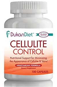 Dukan Diet Cellulite Control, 100 Count