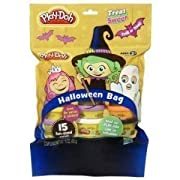 Treat-Without-the-Sweet Halloween Bag, 15 1-Ounce Cans