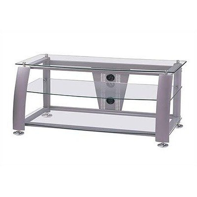 Cheap 44″ TV Stand in Silver (GKR-685-SC)