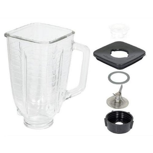Oster 6-piece Blender Replacement Glass Kit