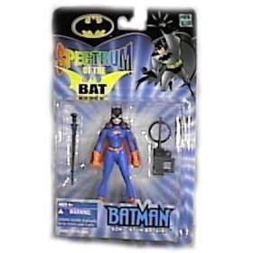 Buy Low Price Hasbro BATMAN SPECTRUM OF THE BAT SONIC STUN BATGIRL ACTION FIGURE (B000GM79LK)