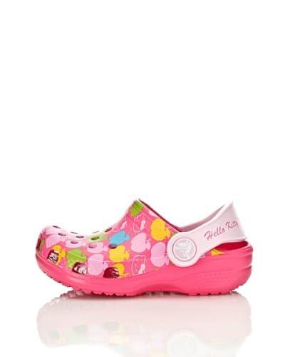 Crocs Sabot Classic Kids Hello Kitty Apples eu [Rosa]