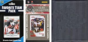 NFL Tampa Bay Buccaneers Licensed 2010 Score Team Set and Favorite Player Trading... by C&I Collectables