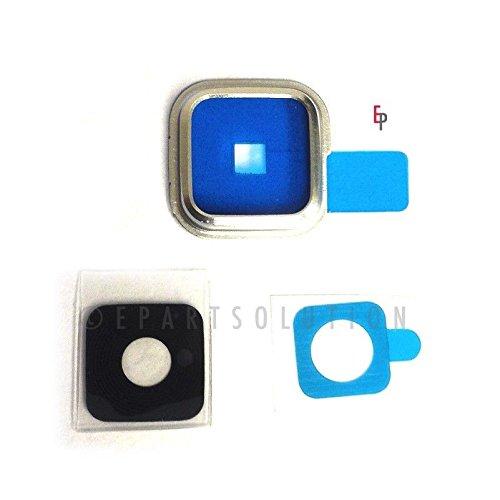 Epartsolution-Samsung Galaxy S5 G900A G900T G900V G900P Camera Lens Cover Repair Part Usa Seller front-576370