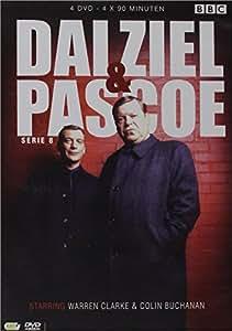 Dalziel & Pascoe - Series Eight - 4-DVD Box Set ( Dalziel & Pascoe - Entire Series 8 ) ( Dalziel and Pascoe )
