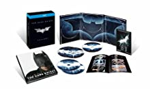 ダークナイト トリロジー ブルーレイBOX(初回数量限定生産)【11月5日以降のご予約分は12月6日以降のお届けとなります】 [Blu-ray]