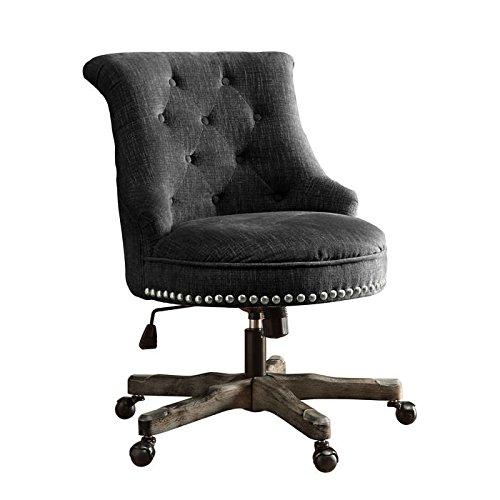Linon Sinclair Executive Office Chair 0
