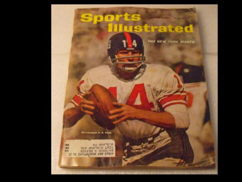 Sports Illustrated Magazine November 20, 1961 (Sports Illustrated) at Amazon.com