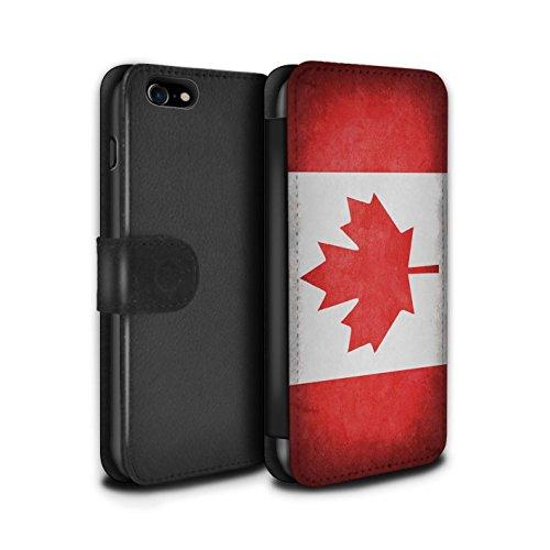 stuff4-pu-pelle-custodia-cover-caso-portafoglio-per-apple-iphone-7-canada-canada-bandiere-disegno