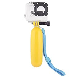 Jo Jo GOPRO, XIAOMI YI FLOATING GRIP, Monopod Handheld Stick for sports Action camera