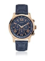 Guess Reloj de cuarzo Man Horizon W0380G5 Azul / Rosado 45 mm
