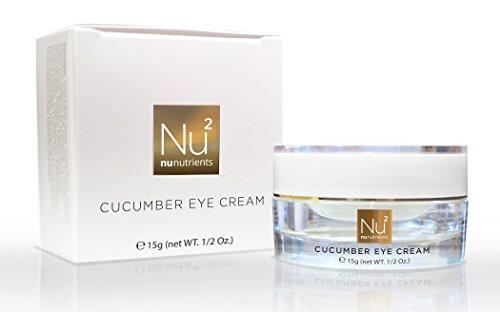 NuNutrients - Concombre Eye Cream - Crème