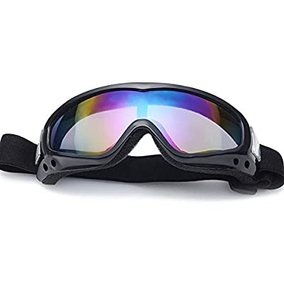 Cooloo Adjustable Windproof Ski Goggles,fog Resistant,anti-glare Eyewear
