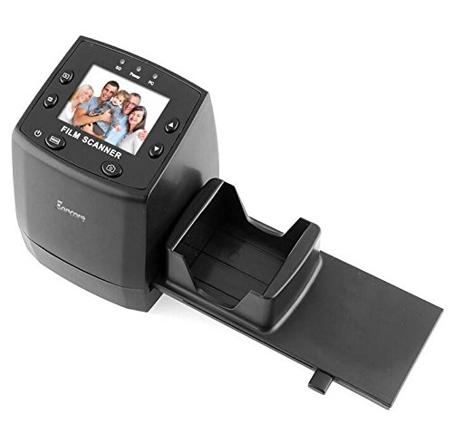 Eoncore-5MP-35mm-Negative-Slide-Film-Photo-Viewer-Scanner-USB-Digital-Color-Photo-Copier-24-Inch-Display-TV-Out-32GB-SD-Card-Support-Preview-Playback-And-Editing-Features