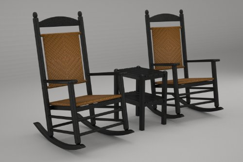 Polywood Rocking Chair front-653936