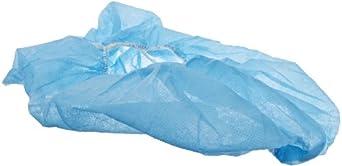"Blue Non-Skid Jumbo Shoe Covers (18"" (2XL) 300/CS)"