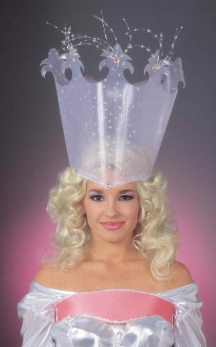 Good Fairy Crown Good Witch Costume Crown Glinda Costume Crown 54209