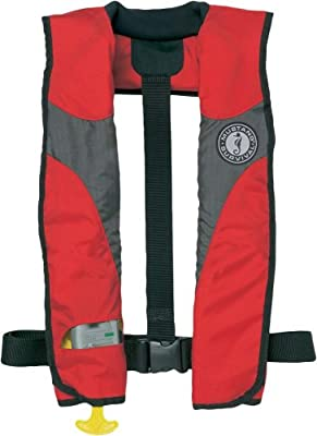 Mustang Deluxe Inflatable PFD (Auto Activation)