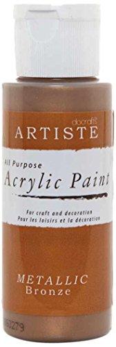 artiste-2-oz-acrylic-paint-metallic-bronze