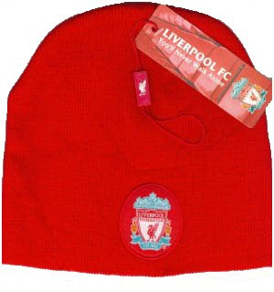 Liverpool FC - Official Knitted Hat