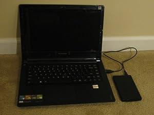 """Lenovo IdeaPad S405 14"""" Slim Notebook (AMD A6-4455M 2.10GHz CPU, 4GB DDR3 1333 RAM, 500GB HDD, AMD Radeon HD 7500G, 802.11 b/g/n, Windows 8) Model 20196, MO 59351953"""