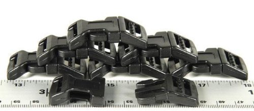 "Find Discount 50 - 5/8"" Economy Contoured Side Release Plastic Buckles"