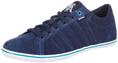 K-Swiss Hof IV SDE VNZ 03014-492-M, Herren Sneaker, Blau (Navy/Brilliant Blue/White), EU 40 (UK 6.5)