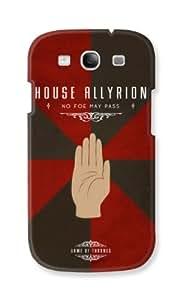 KolorEdge Game of thrones (GOT) houseallyrion back case for Samsung Galaxy S3 i9300