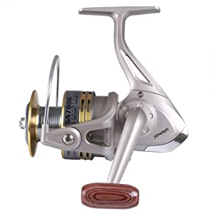 Freefisher New 6 Ball Bearings High Power Gear Spinning Spool Fishing Reel GS Series by FreeFisher